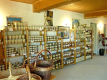 La boutique de la ferme de Bordeneuve